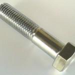 Śruby z łbem sześciokątnym DIN 931 / PN 82101