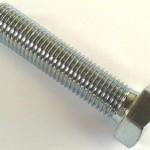 Śruby z łbem sześciokątnym DIN 933 / PN 82105