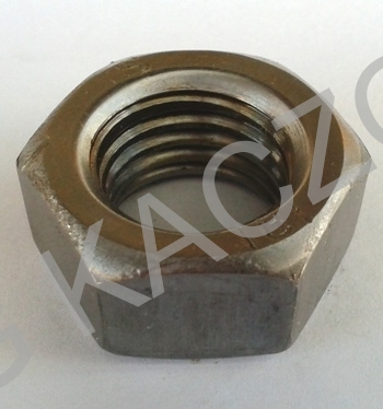 Nakrętki 6-kątne bez pokrycia DIN 934 / PN 82144