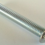 Śruby z łbem wypukłym ISO 7380