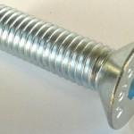 Śruby z łbem stożkowym DIN 7991