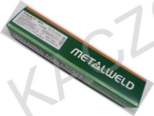 Elektrody - METALWELD